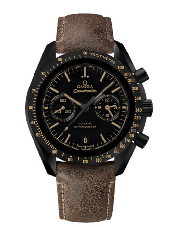 "Speedmaster ""Dark Side of the Moon - Vintage Black"""